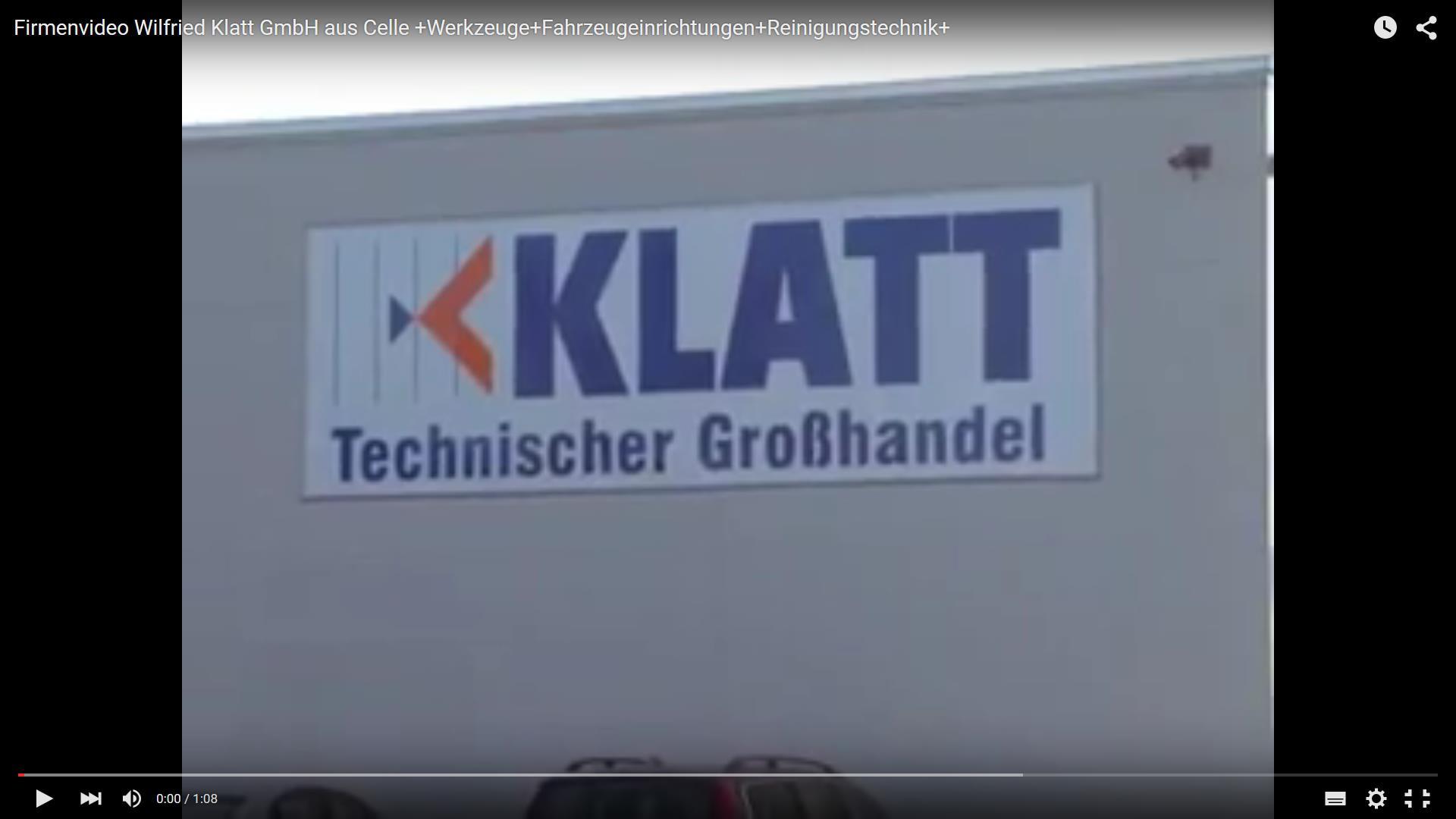 Firmenvideo Klatt GmbH